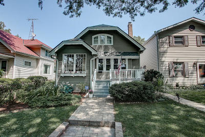 Milwaukee Single Family Home Active Contingent With Offer: 3440 S Pennsylvania Ave
