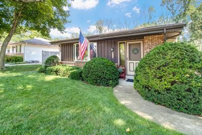 Greenfield Single Family Home Active Contingent With Offer: 8136 W Norwich Ave