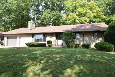 Muskego Single Family Home Active Contingent With Offer: W173s7680 Westwood Dr