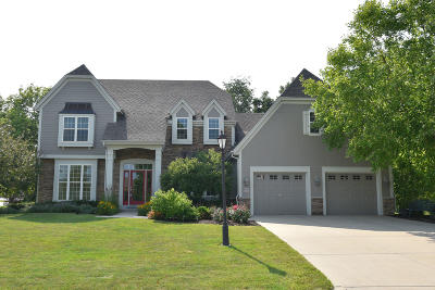 Sussex Single Family Home Active Contingent With Offer: W244n5701 Falcon Dr