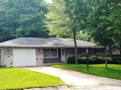 Single Family Home For Sale: 5316 Morningside Dr