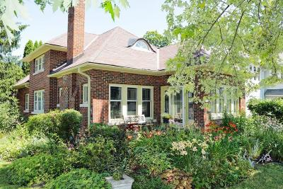 Milwaukee Single Family Home For Sale: 5036 W Blue Mound Rd