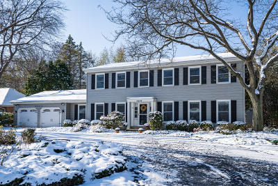 Bayside Single Family Home For Sale: 9409 N Fairway Cir