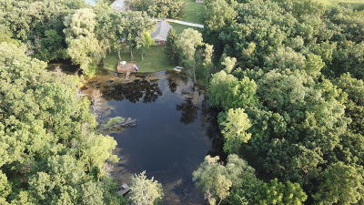 Muskego Single Family Home For Sale: 26221 Muskego Dam Rd