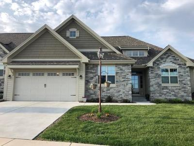 Waukesha Condo/Townhouse Active Contingent With Offer: 3506 Hawthorn Hill Dr