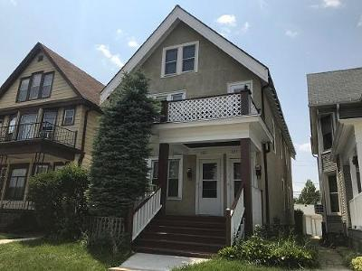West Allis Two Family Home Active Contingent With Offer: 1459 S 72nd St
