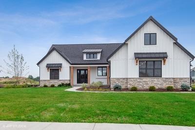 Oconomowoc Single Family Home For Sale: 3214 Walleye Dr