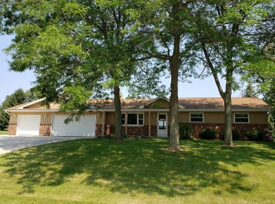 Slinger Single Family Home For Sale: 5616 Kengary Ct