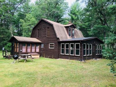 Wausaukee Single Family Home For Sale: N13066 Pike River Rd