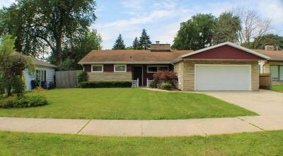 Racine Single Family Home For Sale: 338 Merrie Ln