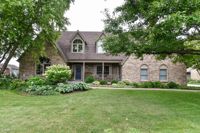 Racine Single Family Home Active Contingent With Offer: 5416 River Hills Rd