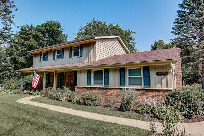 East Troy Single Family Home For Sale: W1218 Beach Rd