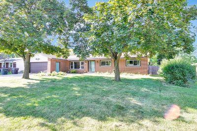 East Troy Single Family Home For Sale: 3230 Douglas Ave