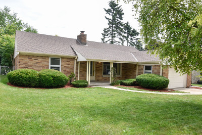 Greenfield Single Family Home Active Contingent With Offer: 3384 S Schauer Ave