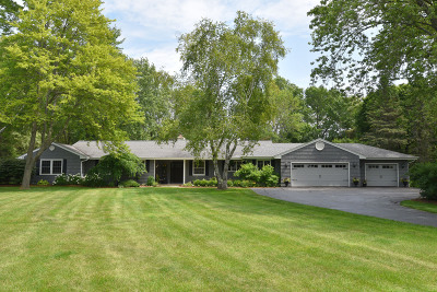 Ozaukee County Single Family Home Active Contingent With Offer: 11704 N Pinehurst Cir