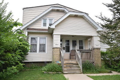 West Allis Two Family Home For Sale: 2230-32 S 72nd St