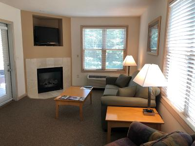 Lake Geneva Condo/Townhouse Active Contingent With Offer: 123 Center St #104