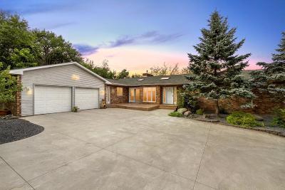 La Crosse Single Family Home For Sale: W4324 Drectrah Rd
