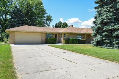 Greenfield Single Family Home Active Contingent With Offer: 5515 W Cold Spring Rd
