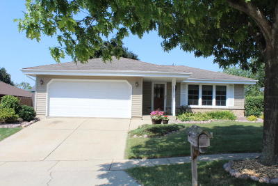 Kenosha Single Family Home Active Contingent With Offer: 8108 61st Ave