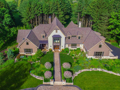 Racine County Single Family Home For Sale: 2705 Bienemann Rd