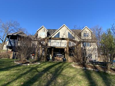 Kewaskum Single Family Home For Sale: N530 Sgt Bales Ln