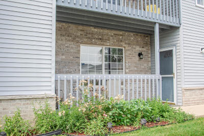 Watertown Condo/Townhouse Active Contingent With Offer: 907 Fox Creek Dr #1