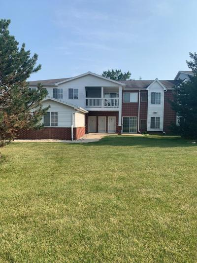 Pleasant Prairie WI Condo/Townhouse For Sale: $138,000