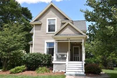 Elkhorn Single Family Home Active Contingent With Offer: 214 Randall Pl