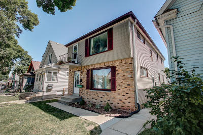 Milwaukee County Multi Family Home For Sale: 1746 S 62nd St
