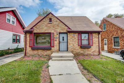 Single Family Home For Sale: 7509 W Burleigh St