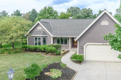 Sussex Single Family Home Active Contingent With Offer: W249n5878 Swan Ct