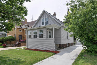 Kenosha Single Family Home For Sale: 5014 25th Ave