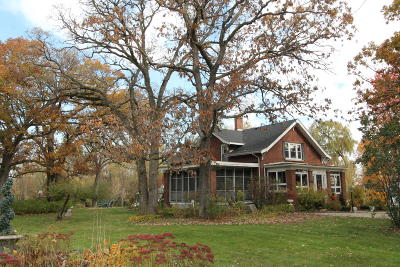 Racine County Single Family Home For Sale: 29010 Plank Rd
