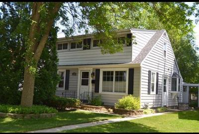 West Allis Single Family Home For Sale: 1200 S 113th St