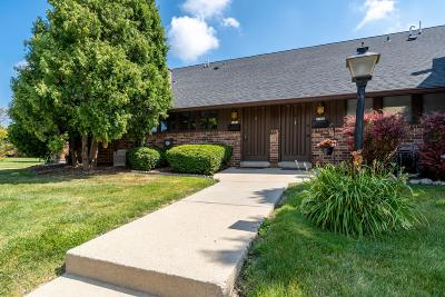 Greenfield Condo/Townhouse Active Contingent With Offer: 5186 S Woodbridge Ln