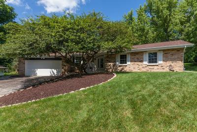 Oconomowoc Single Family Home Active Contingent With Offer: 1506 River Highlands Dr