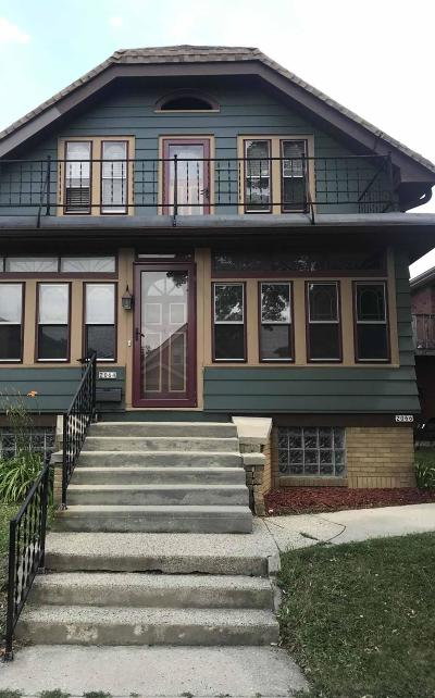 West Allis Two Family Home Active Contingent With Offer: 2064 S 71st St #2066