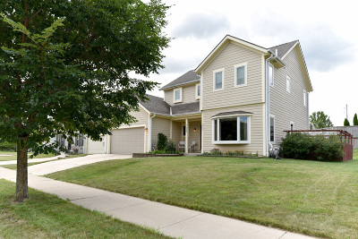 Milwaukee Single Family Home Active Contingent With Offer: 8533 W Euclid Ave
