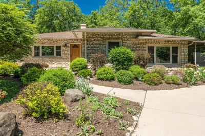 Lake Geneva Single Family Home Active Contingent With Offer: 301 Oak Ter