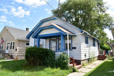 Kenosha Single Family Home Active Contingent With Offer: 6511 19th Ave