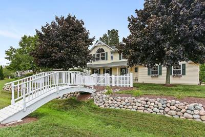 Sheboygan Single Family Home Active Contingent With Offer: N6252 Woodland Meadows Dr