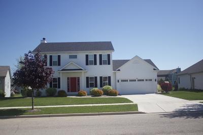 Racine County Single Family Home For Sale: 1416 Devon Rd
