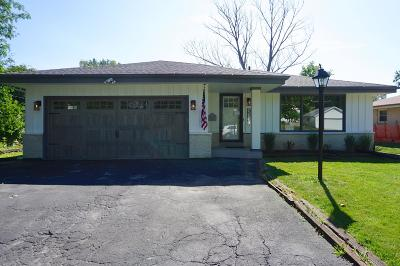 Greenfield Single Family Home Active Contingent With Offer: 4410 S 47th St