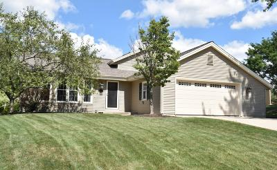 Mukwonago Single Family Home Active Contingent With Offer: 1132 Rainbow Ct