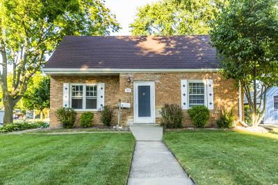 West Allis Single Family Home Active Contingent With Offer: 1104 S 121st St