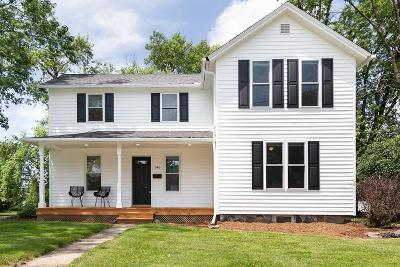 Single Family Home Active Contingent With Offer: 146 S Elm St