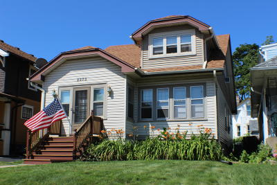 Wauwatosa Single Family Home For Sale: 2273 N 73rd St