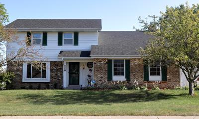 Racine Single Family Home Active Contingent With Offer: 1601 W Palamino Dr