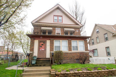 West Allis Two Family Home For Sale: 1123 S 60th St #1125